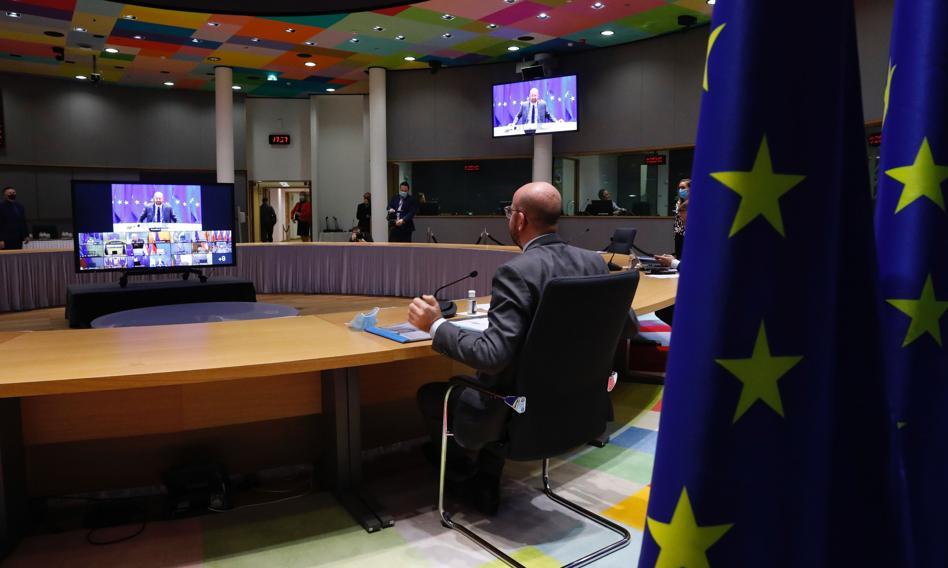 Rusza dwudniowy wideoszczyt Unii Europejskiej