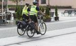 Strażnicy miejscy z małych miast przesiadają się na rowery
