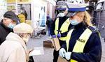 KGP: ponad 3,5 tys. mandatów za brak ochrony nosa i ust w ciągu ostatniej doby