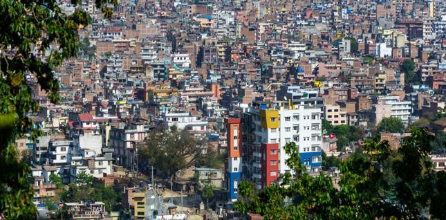 """""""W tamtym rejonie Katmandu, gdzie jest nasz dom, też był problem z wodą. Na jedną rodzinę przysługiwało 30 l wody dziennie. Wiadomo, że to za mało"""""""
