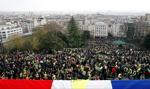 "19 tys. osób na protestach ""żółtych kamizelek"" we Francji"