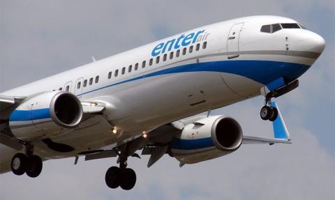 Enter Air miał w I półroczu 2020 roku 133,1 mln zł straty netto