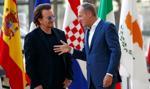 Bono, Tusk i Tajani spotkali się w Parlamencie Europejskim