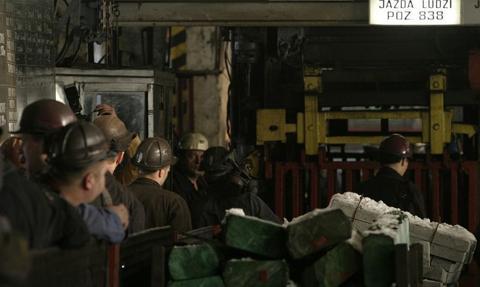 Związkowcy: w kopalniach protestuje ponad 230 osób