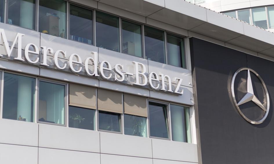 Fabryka baterii Mercedes-Benz w Jaworze na ukończeniu
