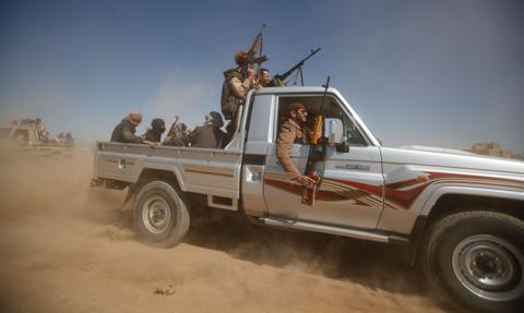 Jemeńscy separatyści przechwycili konwój banku centralnego