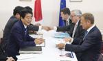 UE i Japonia blisko przełomowego porozumienia ws. umowy o wolnym handlu