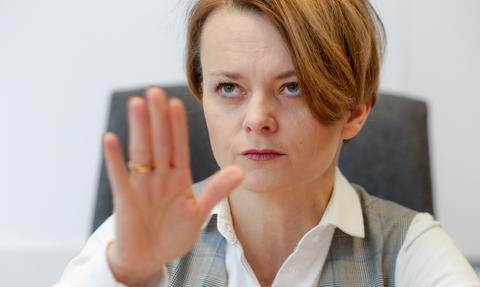 Emilewicz za Jagiełłę na czele PKO BP? Była minister komentuje