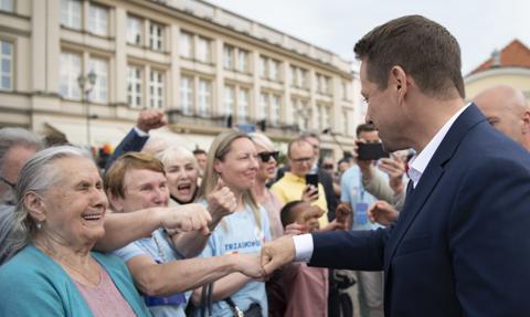 Trzaskowski: O wyniku wyborów może zadecydować klika tysięcy głosów