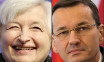 Tym będą żyły rynki: co powiedzą Yellen i Morawiecki?