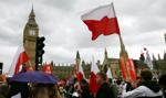 Rekordowy spadek liczby obywateli polskich mieszkających w Wielkiej Brytanii