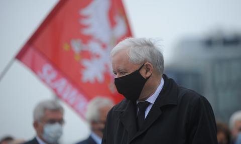 Kaczyński: Polityka gospodarcza jedną ze stawek wyborów prezydenckich