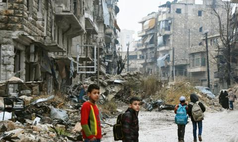Syria nadal czeka na pomoc