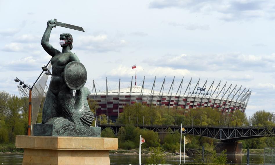 ECDC: Polska na 11. miejscu w Europie Zachodniej pod względem nowych zakażeń koronawirusem