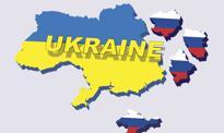 Badowski: mamy do czynienia z podziałem Ukrainy