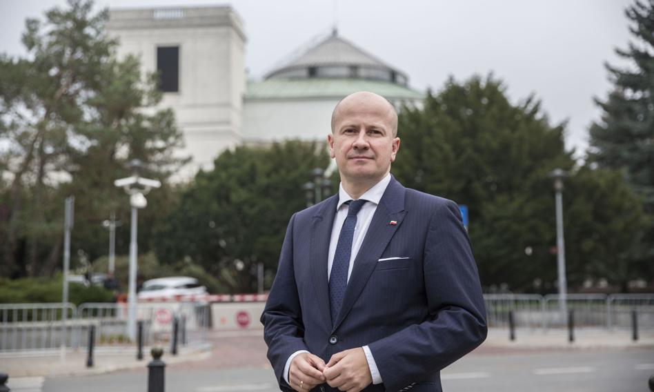 """Bartłomiej Wróblewski kandydatem PiS na RPO? """"To policzek dla kobiet"""""""