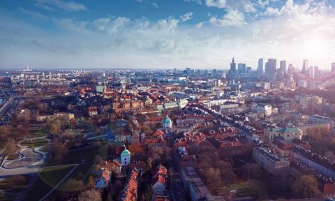Wiceminister: Bogate Mazowsze dostanie z nowego budżetu UE ok. 150 mln euro