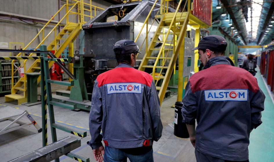 Alstom dostarczy do Australii pociągi o wartości 300 mln euro