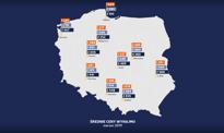Ceny ofertowe wynajmu mieszkań – marzec 2019 [Raport Bankier.pl]