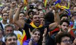 Kataloński parlament za ogłoszeniem niepodległości przez Katalonię