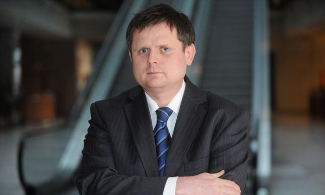 Marcin Tokarek, członek zarządu Getbacku