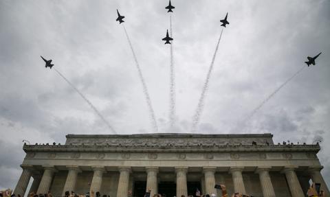 Projekt budżetu Pentagonu: sankcje ws. NS2 i zmiany dotyczące wycofania wojsk z Niemiec