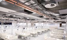 Gdzie powstaną szpitale tymczasowe w największych miastach w Polsce