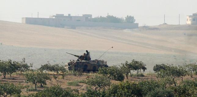Turecki rząd: rozpoczęła się operacja zbrojna przeciwko IS w Syrii