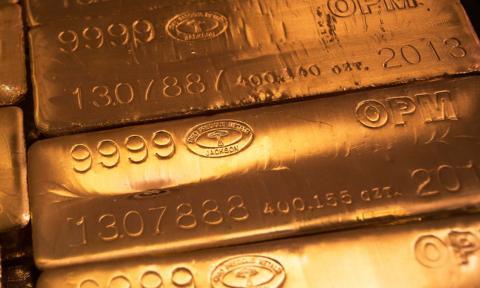 Wzrosła wartość portugalskich rezerw złota