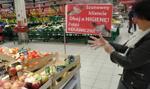 Sprzedaż w supermarketach wzrosła w maju rok do roku, ale spadła względem kwietnia