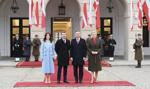 Prezydent: Liczę na współpracę z Danią w zakresie budowy farm wiatrowych na Bałtyku