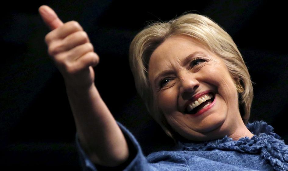 Amerykańscy miliarderzy popierają Hillary Clinton
