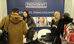 Provident – konkurencja daje się we znaki