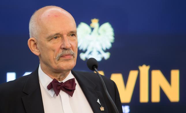 KORWiN rozważa zbiórkę podpisów pod referendum dot. wyjścia Polski z UE