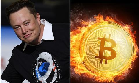 """Bitcoin """"zdradzony"""" przez Teslę i Muska. Kryptowaluty mocno w dół"""