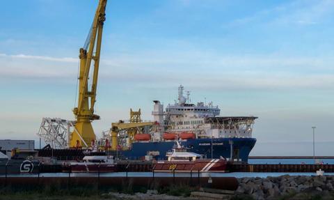 Deputowani do Rady Najwyższej Ukrainy: Nord Stream 2 to broń strategiczna