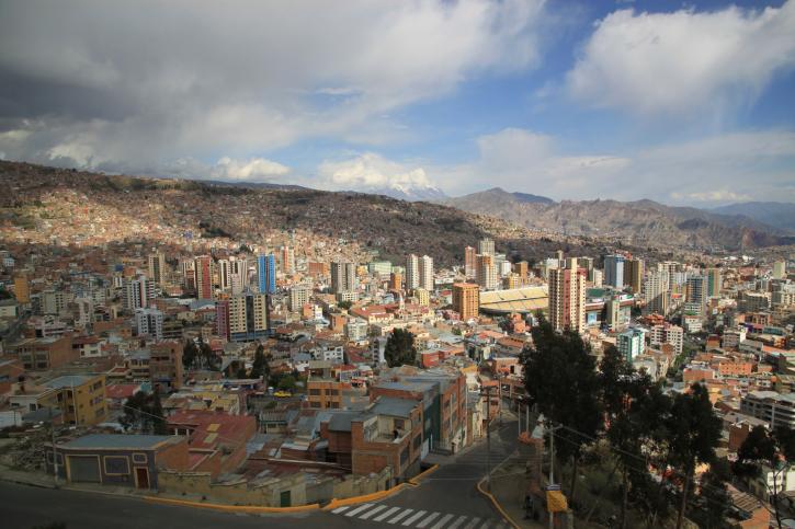 życie w Boliwii