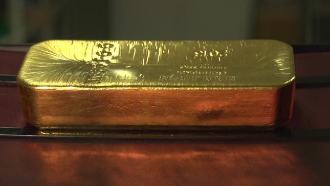 Ile złota jest na świecie?
