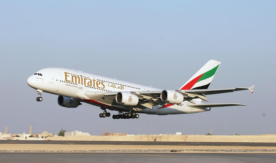 Linie lotnicze Emirates zwolnią do 9000 pracowników