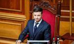 Zełenski prosi USA o nasilenie sankcji wobec Rosji