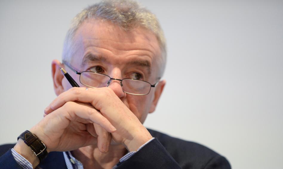 """Szef Ryanaira: Zmuszenie samolotu do lądowania to """"sponsorowane przez państwo porwanie"""""""