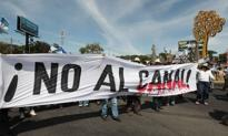 Rusza budowa chińskiego kanału w Nikaragui. Mieszkańcy protestują