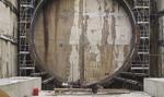 Rusza montaż maszyny drążącej tunel łączący Uznam i Wolin