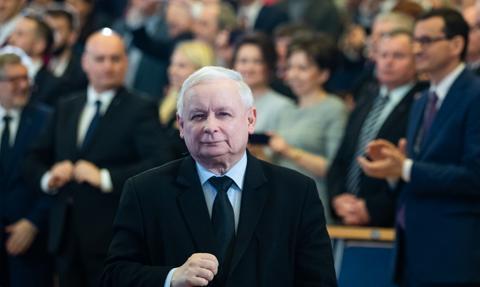 Kaczyński: Jesteśmy gotowi uchwalić ustawę o ujawnianiu majątków członków rodzin polityków
