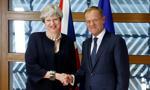 Tusk o brexicie: to ostatnie wezwanie, żeby położyć karty na stole