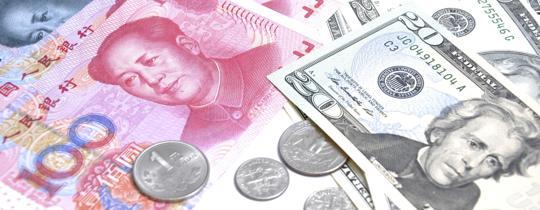 Chińska waluta coraz bardziej globalna