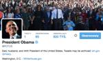 USA: Obama otrzymał oficjalny profil prezydencki na Twitterze
