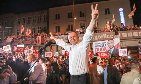 Komitet Andrzeja Dudy wydał ponad 28 mln zł na kampanię wyborczą
