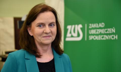 Prezes ZUS: Poszerzamy formy wsparcia dla przedsiębiorców