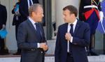 Tusk popiera postulaty Macrona: Musi rozpocząć się odrodzenie Europy